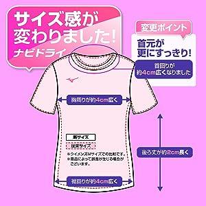 ナビ ドライ クイックドライ インナー 肌着 Tシャツ シャツ