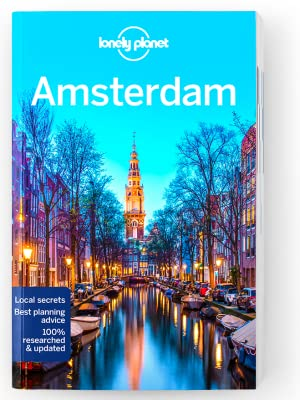 Lonely Planet Amsterdam City Guide Lonely Planet Le Nevez Catherine Morgan Kate Woolsey Barbara 9781787015197 Books