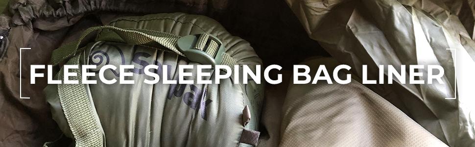 SnugPak Thermalon Liner Sleeping Bag Liner