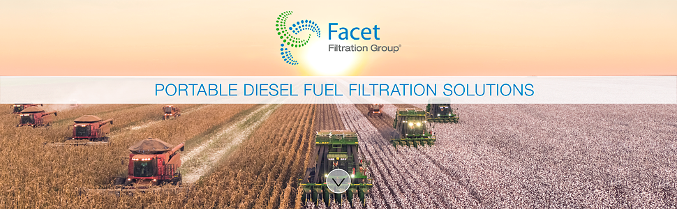 Portable, Diesel, Fuel, Filtration, Solutions