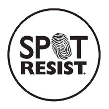 spot resist finish