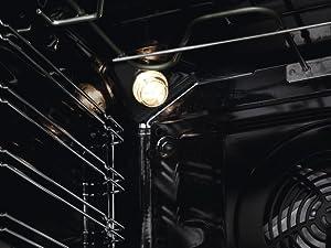 Electrolux EOB3430DOX Horno Multifunción, 2780 W, 72 litros, Acero ...