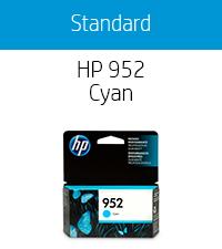 HP 952 | 3 Ink Cartridges | Cyan, Magenta, Yellow | L0S49AN