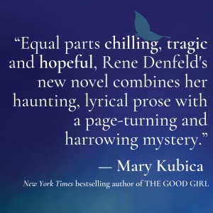 The Butterfly Girl by Rene Denfield quote card Mary Kubica