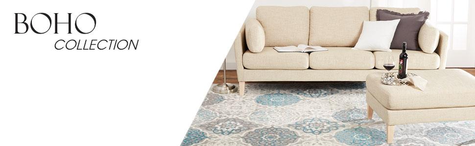 bohemian rug, home dynamix rugs, safavieh rugs, best area rugs, nuloom rugs, unique loom rugs, rugs