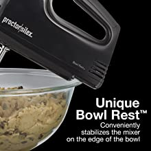 bowl rest