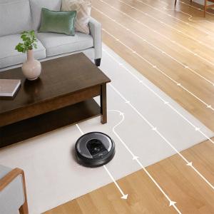 iRobot Roomba i7 nawigacja
