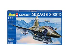 Revell - 64893 - Maquette Model Set - Dassault Aviation