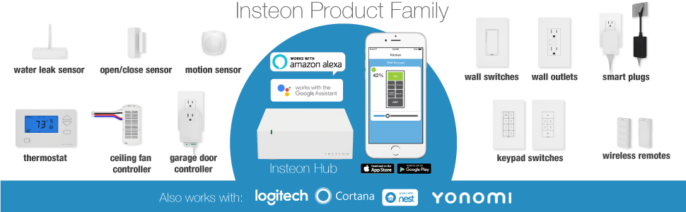 Insteon Smart Wall Thermostat, Not Heat Pump Compatible, 2441TH - Insteon on venstar thermostat wiring diagram, hvac thermostat wiring diagram, honeywell thermostat wiring diagram, wifi thermostat wiring diagram, z wave thermostat wiring diagram, apple thermostat wiring diagram, ge thermostat wiring diagram, control4 thermostat wiring diagram, hunter thermostat wiring diagram, six-wire thermostat wiring diagram, home thermostat wiring diagram, crestron thermostat wiring diagram,