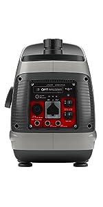 portable generator; inverter generator; camping generator; quiet generator; 2000 watt generator