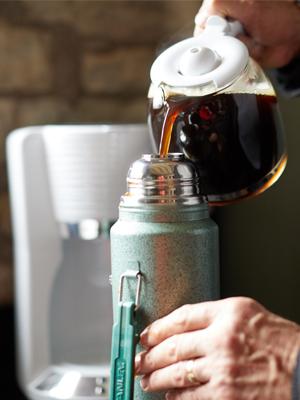 Russell Hobbs Glas-Kaffeemaschine