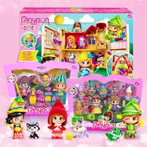 Pinypon - Casa de los cuentos (Famosa 700012406) , color