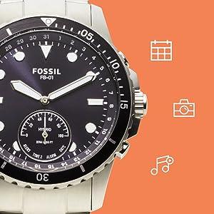 fossil q; hybrid smartwatch; hybrid smart watch; smart watch; women's smart watch; women smartwatch