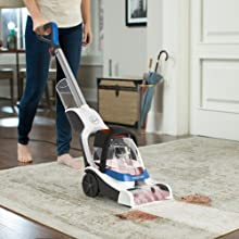 Hoover Powerdash Pet Compact Carpet Cleaner Lightweight Fh50700 Blue Amazon Sg Home