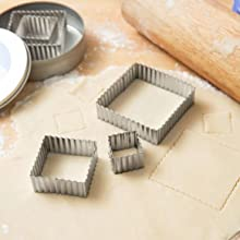 square fluted cutters