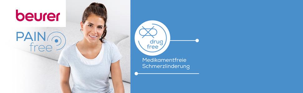 Beurer EM 38 Elektrostimulationsgerät TENS Rücken-Gürtel