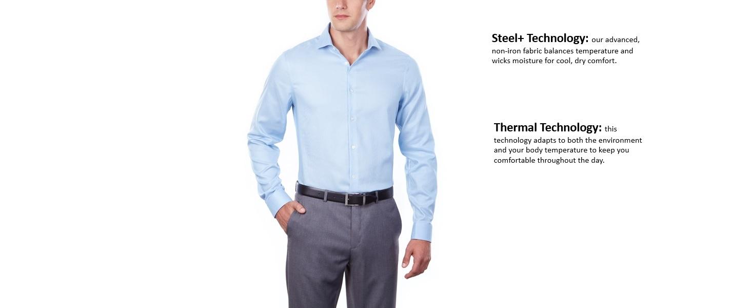 calvin klein dress shirts; dress shirts for men; men's dress shirts; mens dress shirts