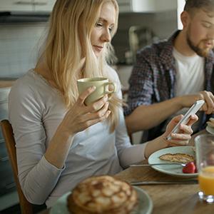 Duik het alarm van je smartphone