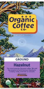 Amazon.com : The Organic Coffee Co. OneCup, Breakfast Blend ...