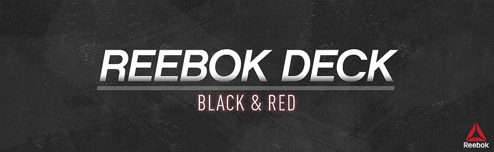 Reebok Deck - Black