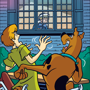 interactive Warner Bros. WB gamebooks famous dogs scooby doo mystery inc fred daphne velma shaggy - The House On Spooky Street (You Choose Stories: Scooby-Doo)