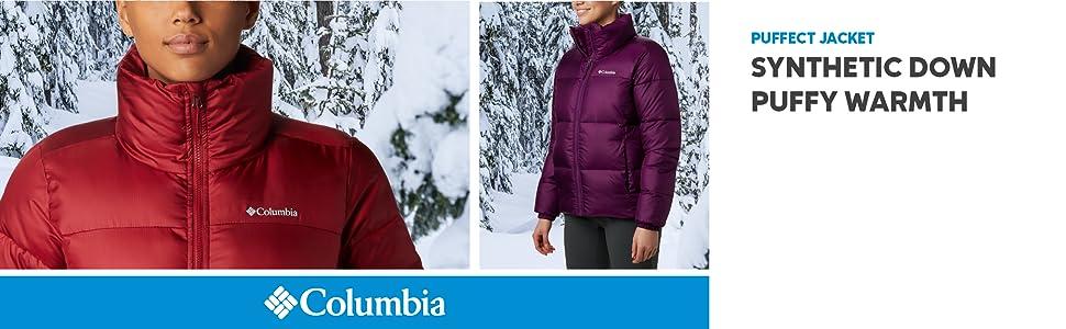 Columbia Women's Puffect Winter jacket