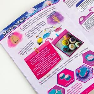 manual, instrucciones, experimentos, experimentos para niños