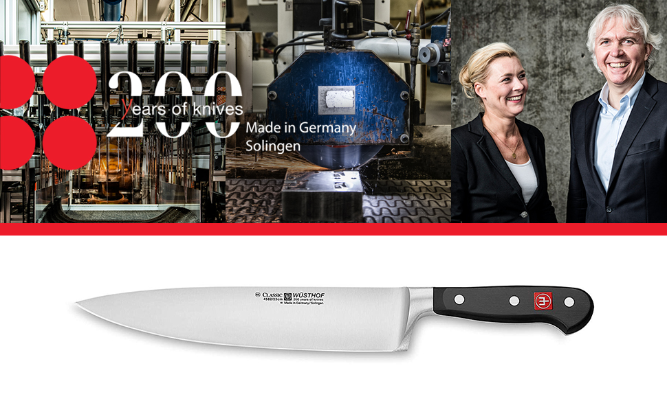 200 years of knives classic cook knife chef