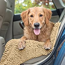 furhaven; protection; car; seat; cover; protector; water; accidents; vehicle; interior; sand; tan