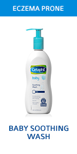 baby soothing wash
