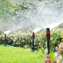 DIY sprinkler set