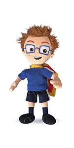 What Should Danny Do? Doll plush