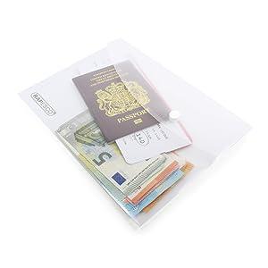Rapesco, pochette/porte-documents