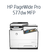 Amazon com: HP PageWide Pro 477dw Color Multifunction Business