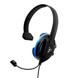 Turtle Beach Recon Chat Headset For Ps Pro Ps