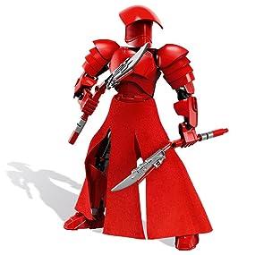 LEGO, Star Wars, Elite, Pretorian Guard, action, figure, episode VIII, empire, the force