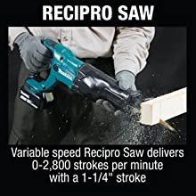recipro saw reciprocating saw variable speed delivers SPM strokes per m inute