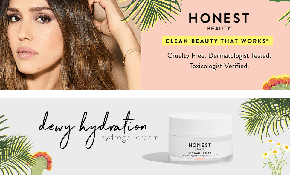 honest, beauty, facial, skin, care, moisturize, quenching, cooling, glow, firming, smoother