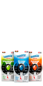 breeze sensations odorizantes automotivo fragrancias