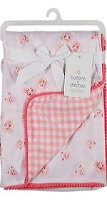 bib, blanket, buttons, stitches, baby, sleep, bath, soft, infant, playtime, boy, girl, crib