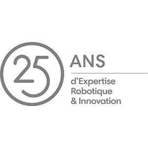 25 ans expertise robot irobot aspirateur