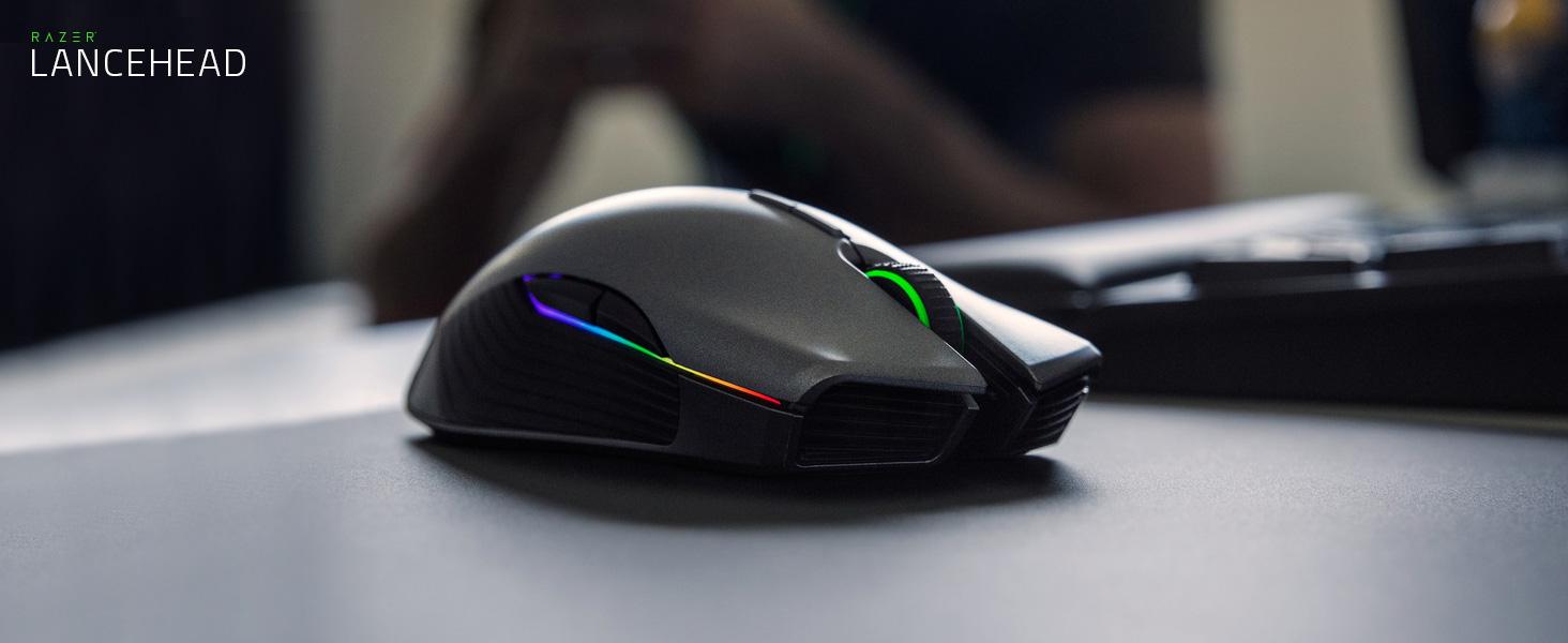 Amazon.com: Razer Lancehead - Wireless Gaming Mouse: 16
