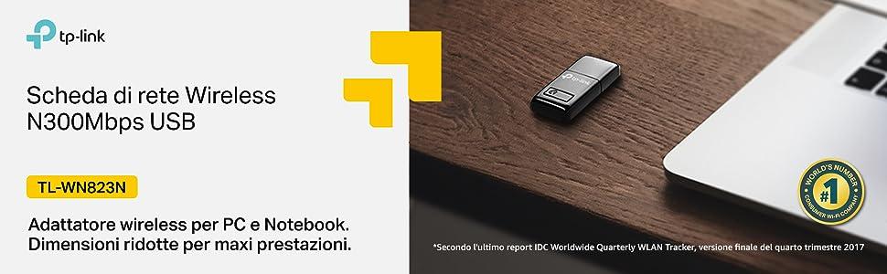 scheda di rete, wireless adapter, notebook, pc desktop, tp-link, connessione, wi-fi