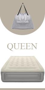 queen air mattress