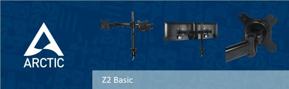 Arctic Z2 Basic monitor arm