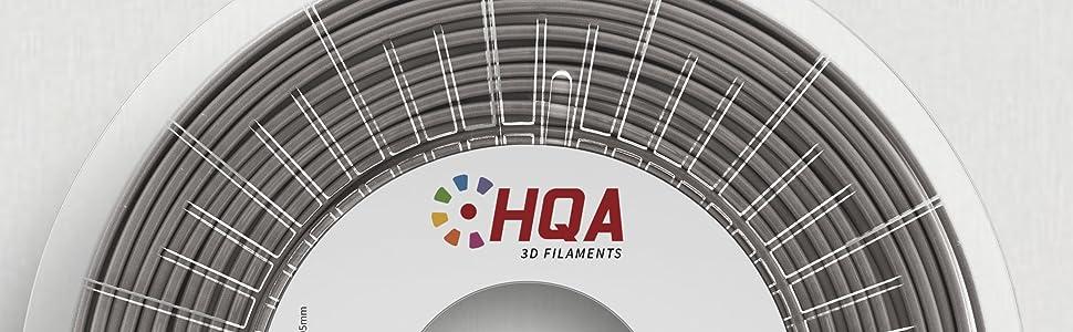 1KG Spool HQA PETG 3D Printer Filament Orange Made in Europe 1.75MM Mitsubishi Chemical HQA.PETG.ORANGE.175MM.1KG