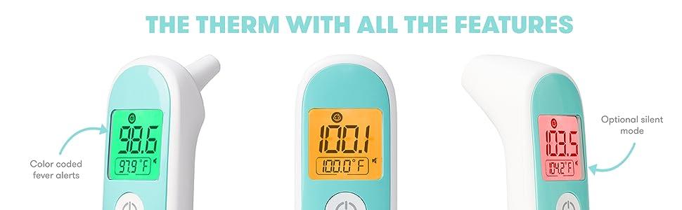 thermometer,surface temperature,fluke 62 max,forehead thermometer,temperature