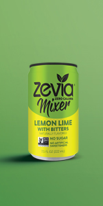 zevia mixers
