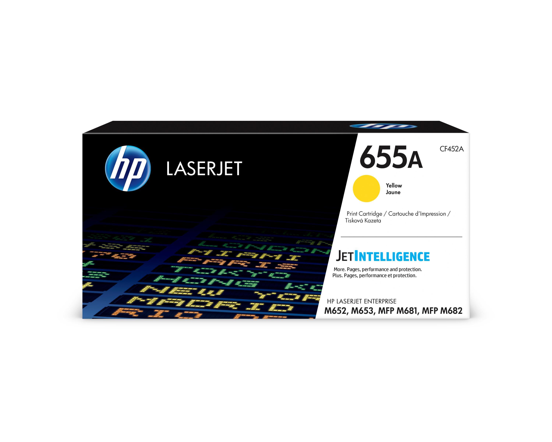HP 643A Toner Cartridge Cyan//Magenta//Yellow N/&L Global CO