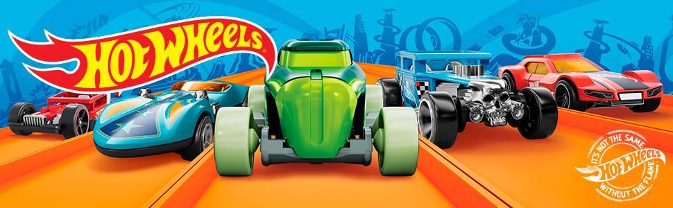 Hot Wheels Superpack construye tu pista, accesorios para pistas de ...
